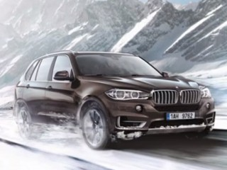 BMW xDrive Live Tour 2014