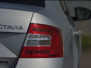 ŠKODA G-TEC global press footage