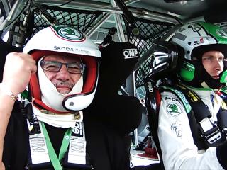 ŠKODA Motorsport Driving Experience
