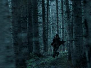 ŠKODA Karoq se skrývá v lesích